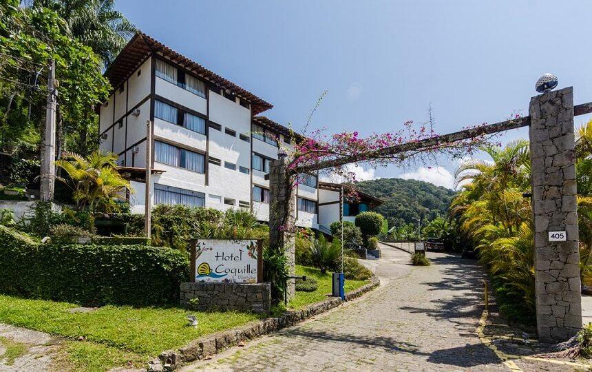 Hotel Coquille - Praia Grande Ubatuba