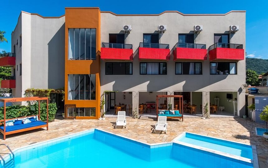 Hotel Ponta das Toninhas - Ubatuba