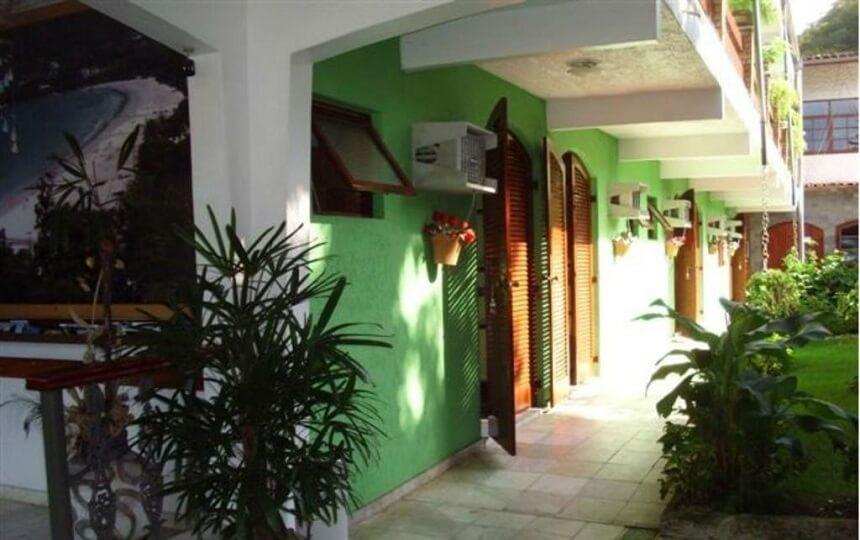 Hotel Pousada Miramar Ubatuba