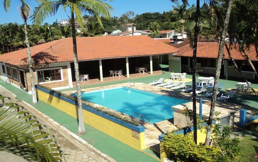 Hotel Pousada Nosso Cantinho Ubatuba