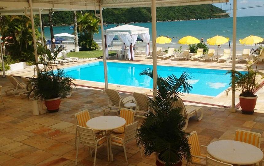 Hotel Torremolinos centro Ubatuba