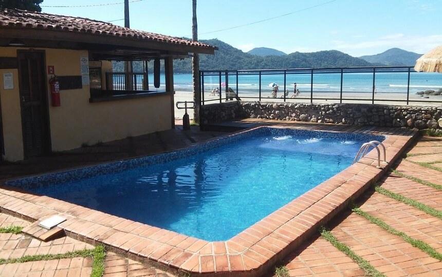Mar e Praia Hotel - Enseada Ubatuba