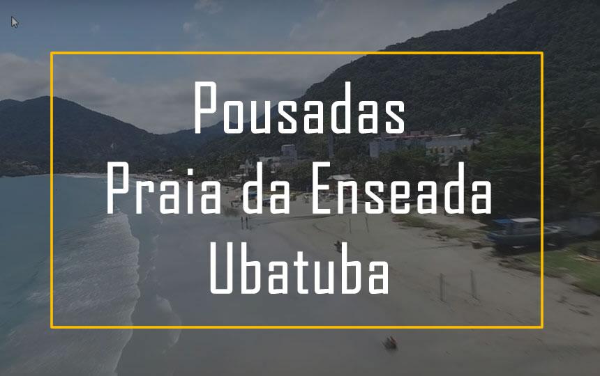 Pousadas Praia da Enseada Ubatuba
