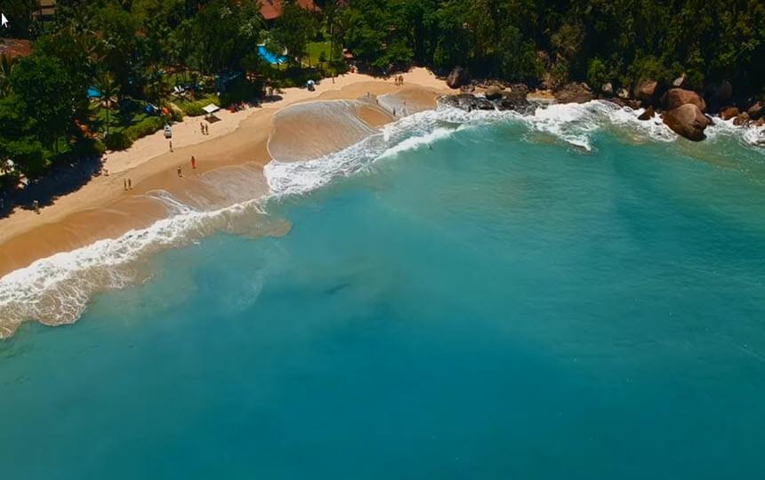 Praia Domingas Dias - Ubatuba - SP