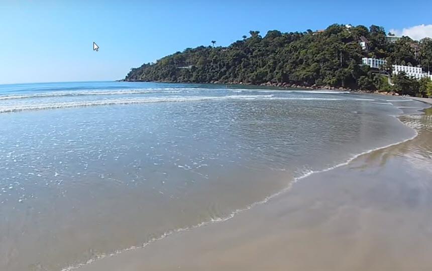 Ilha das couves ubatuba litoral sp