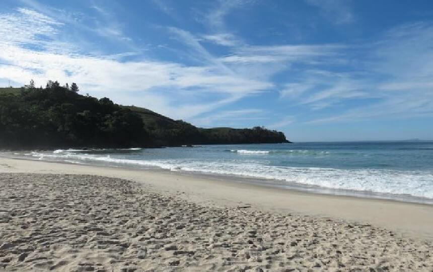 Praias de São Sebastião - SP - Praia de Maresias