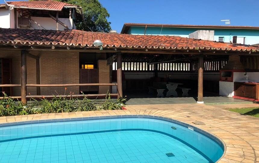 Recanto Da Virinha - Hotel Pousada Ubatuba