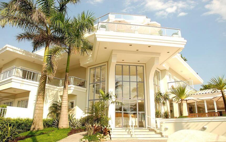 The Falls Hotel Guarujá - Praia da Enseada