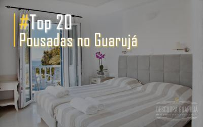 Top 20 Pousadas no Guarujá
