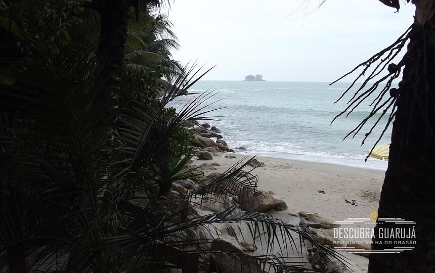 Canta da Praia do Sorocotuba Guarujá