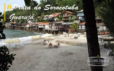 Praia do Sorocotuba Guaruja