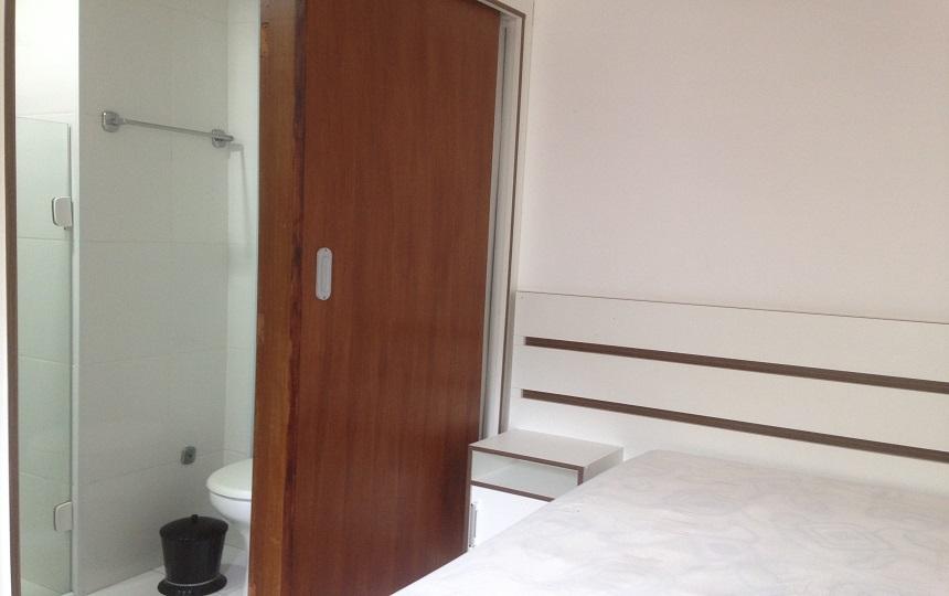 Barreto - Edif. Caraibas - Suite 2 - Apto Temporada Guarujá - Pitangueiras