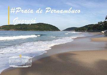 Praia do Pernambuco Guarujá - SP