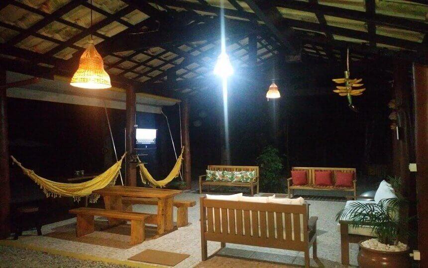Nalu Guest House Itamambuca