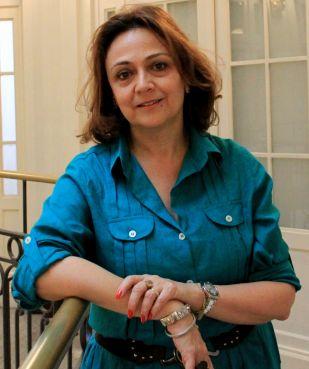 Sonia Kavantan ministra Curso de Produção Cultural e Captação em São Paulo