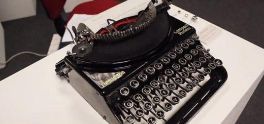 maqu - Máquina de escribir interactiva