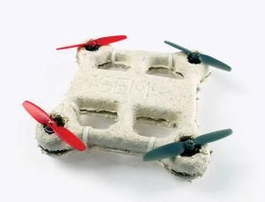 biodrone - Drone biodegradable totalmente ecológico