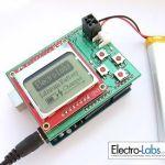 Cargador programable para Arduino