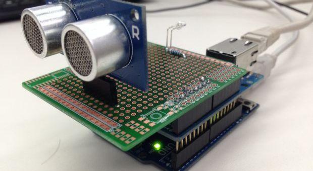 alertaarduino - Construye un sensor con Arduino para recibir alertas de email.