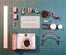 camaratime - Time-lapse con Arduino