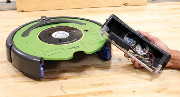 irobot - Construye tu propio robot gracias a IRobot