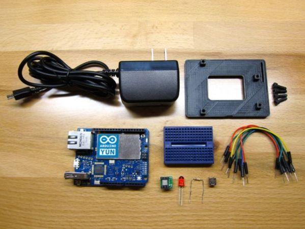 lavadora arduino1 599x450 - Alarma para lavadora con Arduino