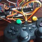 Hackeando un mando de PS3 con arduino