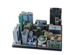 edicifio2 300x213 - Miniaturas de edificios impresos en 3D