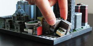 edificio3 300x151 - Miniaturas de edificios impresos en 3D