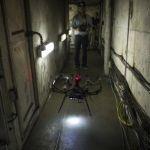 Un micro drone para ayudar a combatir el fuego