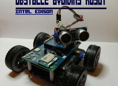 robot detector de obstaculos
