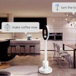 Una base robótica te lleva la IA a tu salón.