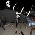 Un controlador para tu telescopio gracias a #arduino