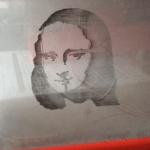 Reproduce obras de arte en un Teleskecht