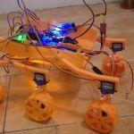 ciriosity3d-150x150 Construye una réplica del Mars Rover con Arduino y gana un concurso de la NASA