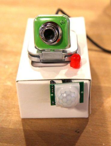 Una alarma con sensor de movimientos con arduino