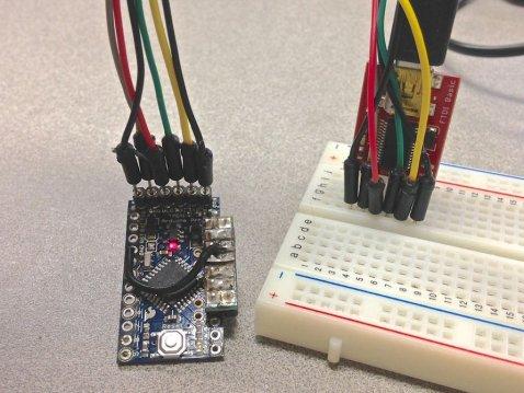 cohete arduino pro mini - Arduino te ayuda a construir un cohete casero, #arduino