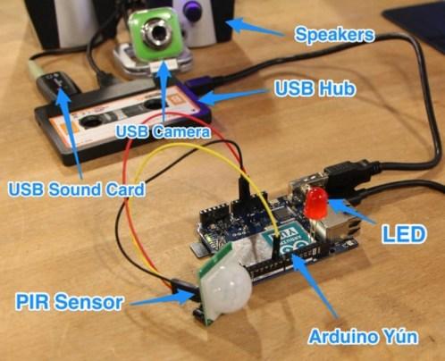 construye alarma con arduino - Una alarma con sensor de movimientos con #arduino