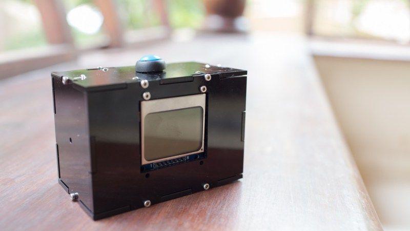 Un lector de temperatura, presión y altitud creado con #arduino