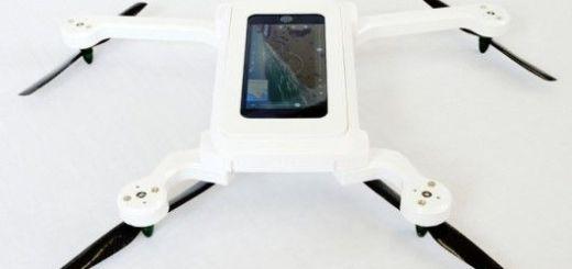 Ponle alas a tu smartphone, conviertelo en un drone