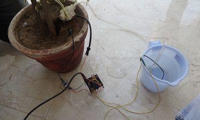 regararduino - Crea un sistema de regado de plantas con #Arduino