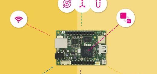 UDDOO Neo, Arduino y Raspberry Pi juntos