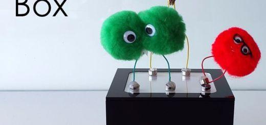 boggie box arduino - Arduino te ayuda a crear una pista de baile muy peculiar