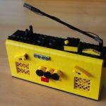 Construye una LEGO radio con Littlebits