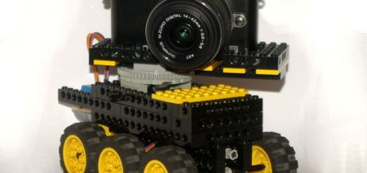 arduino y lego
