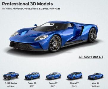 modelos3d ford 300x248 - Ford te deja ahora imprimir sus modelos en 3D