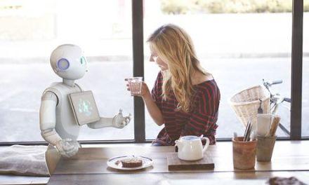 Pepper, el robot que reconoce tus emociones