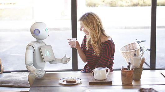 pepper robot - Pepper, el robot que reconoce tus emociones