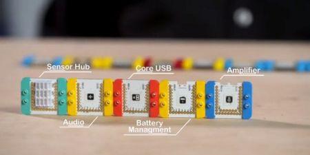 mcookie2-450x225 Microduino Mcookie, kit de desarrollo compatible con Arduino y LEGO