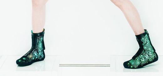 sols - Zapatos robóticos e impresos en 3D que se adaptan a tu pie